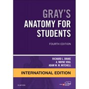 Grays Anatomy for Students International Edition