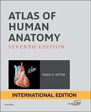 Netter Atlas of Human Anatomy International Edition, 7th Edition